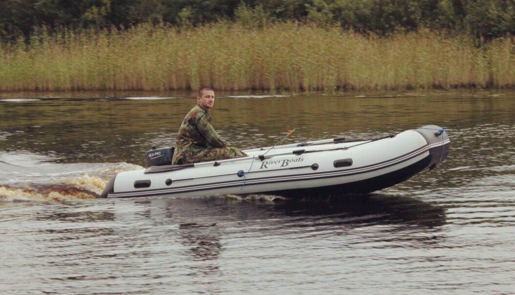 купить лодку катер в спб на авито