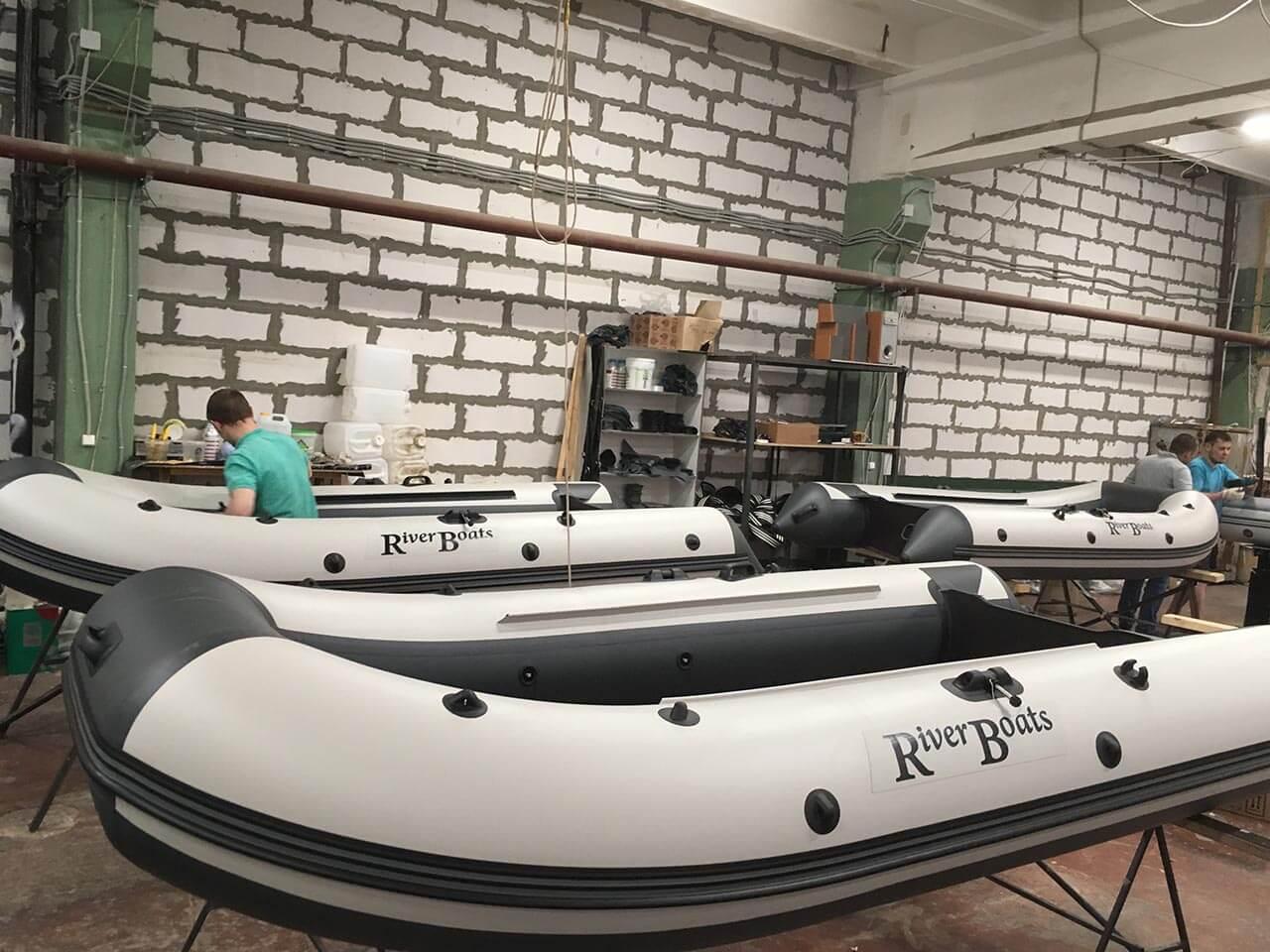 купить лодку под мотор в спб