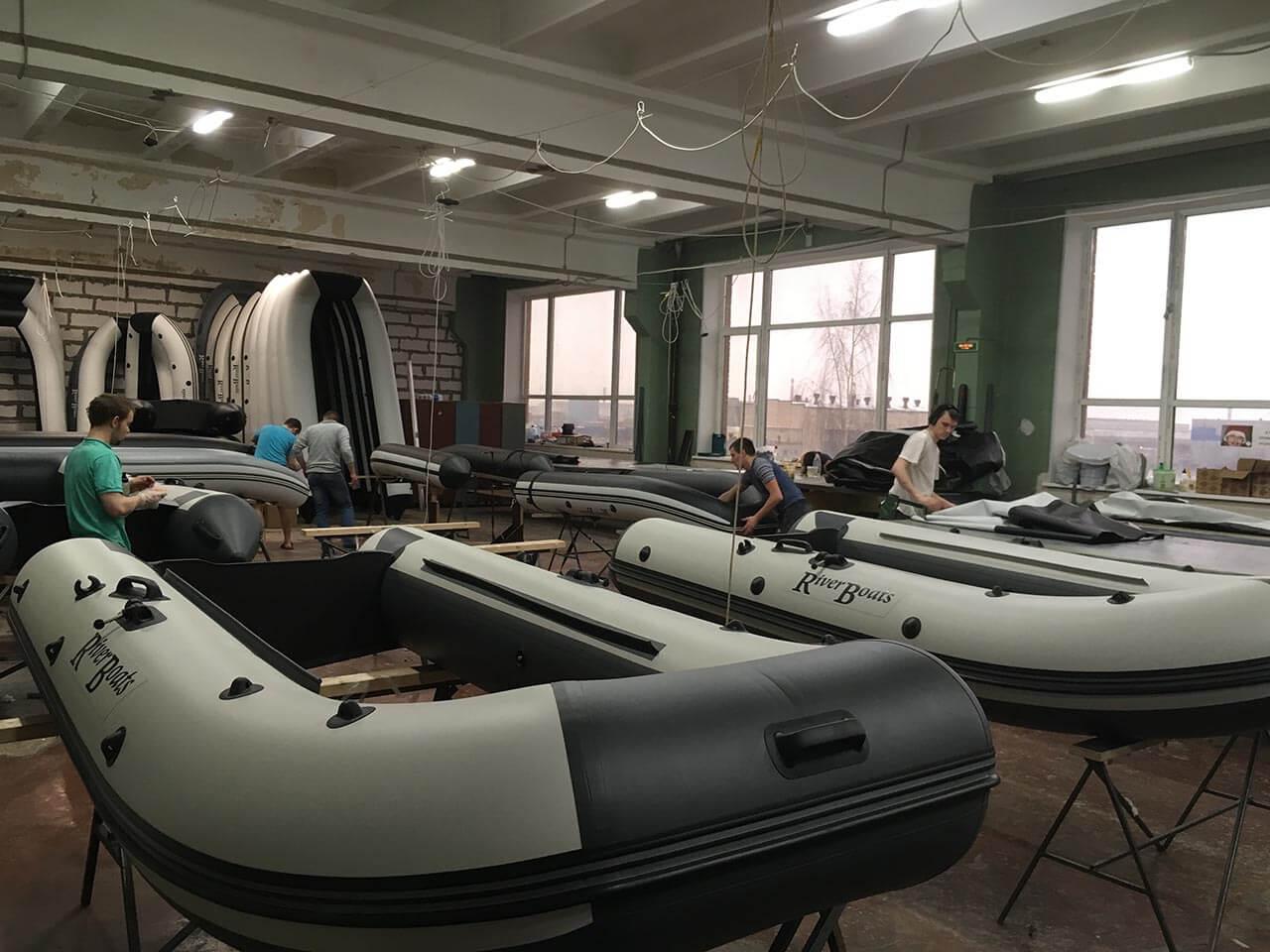 купить лодку пвх под мотор от производителя