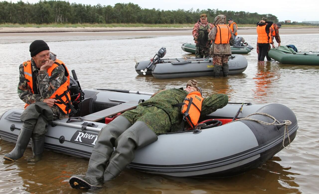 купить лодку надувную под мотор недорого