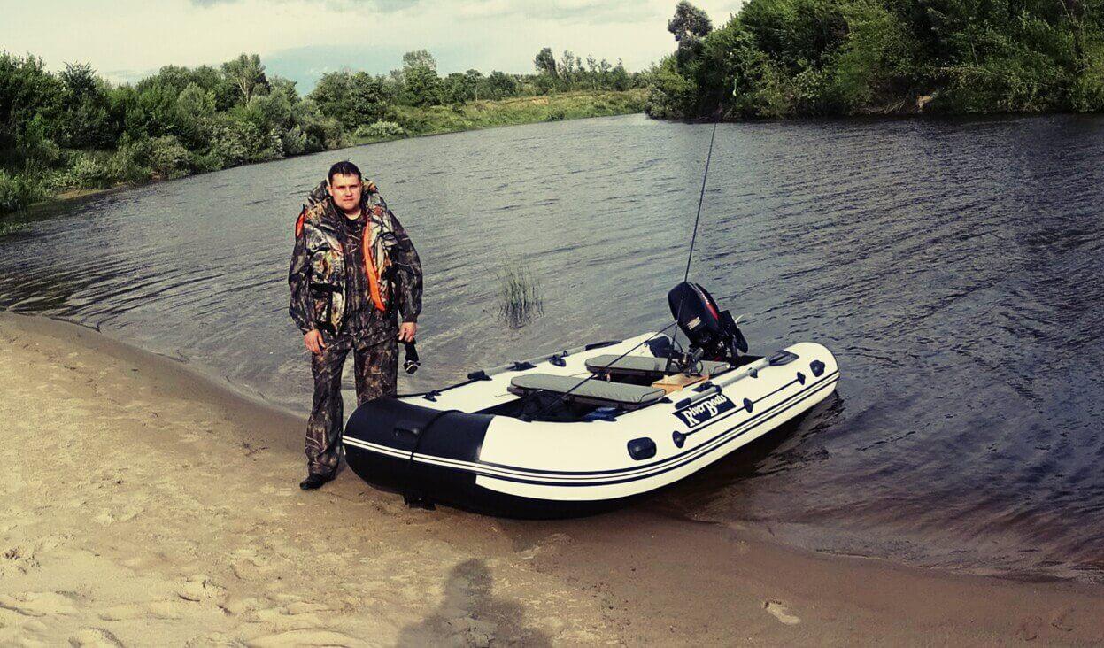 купить лодку riverboats